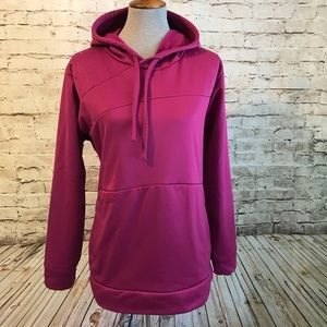 Cabela's Tops - Cabelas Hoodie Pullover Sweater Fuchsia Size 2XL